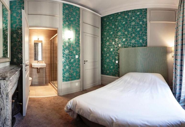 Hotel Vaubecour, Lyon, ห้องคอมฟอร์ทดับเบิล, ห้องพัก