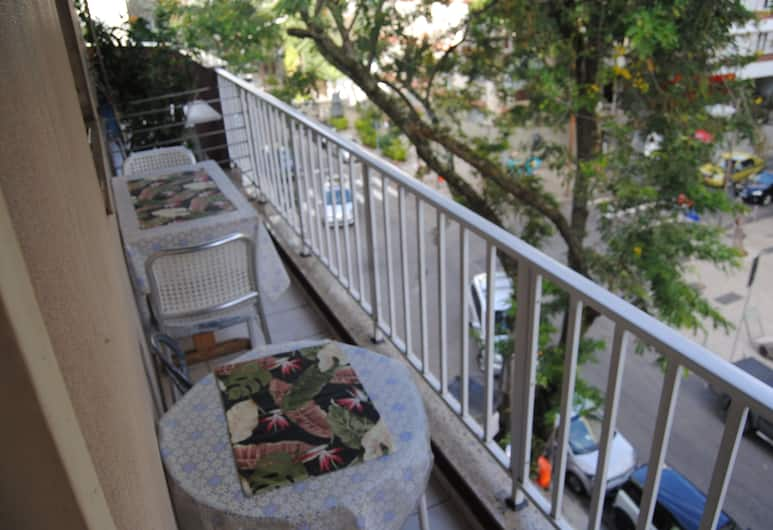 마르가리다스 포자다, 리우데자네이루, 호텔에서의 전망