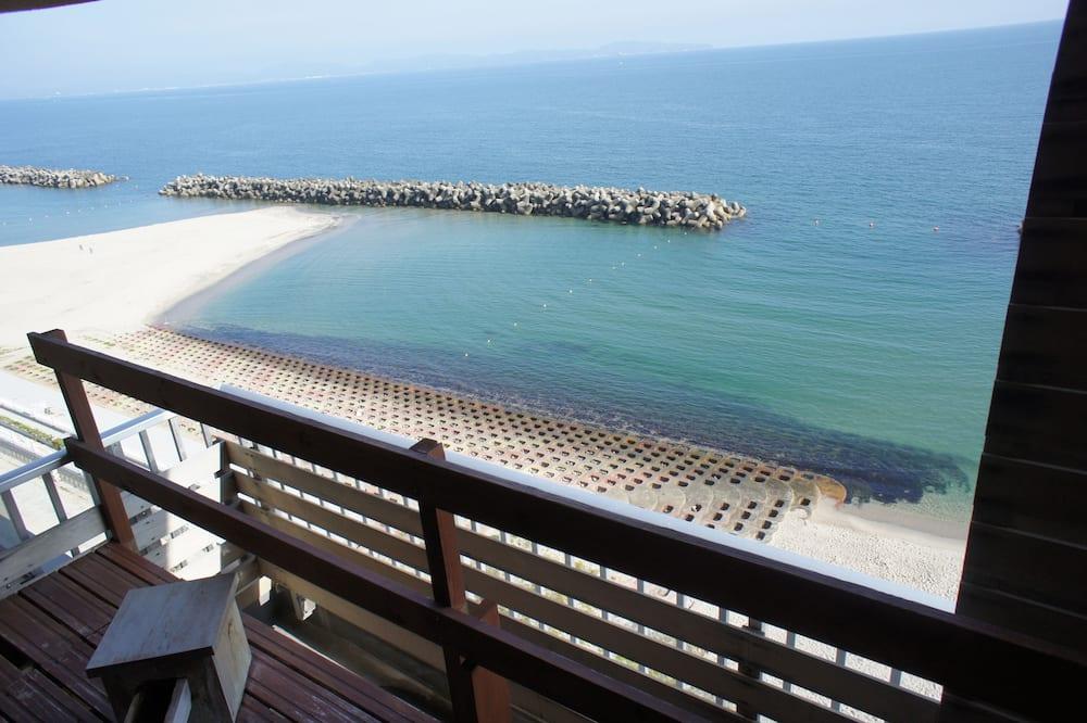 ห้องทราดิชันนัล, วิวทะเล (Japanese Style, 6ppl, Open-air Bath) - วิวทะเล/มหาสมุทร