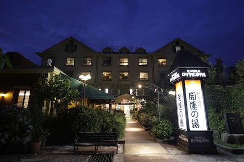 河口湖皇家飯店和青年旅舍/