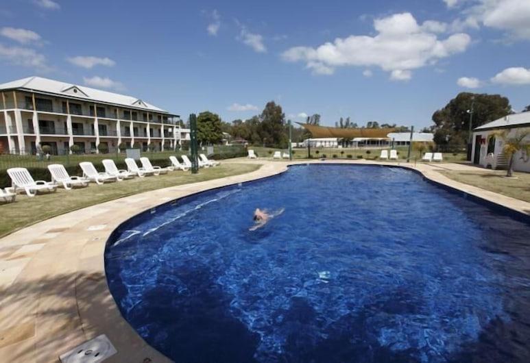 Yarrawonga Mulwala Golf Club Resort, Mulwala, Piscina al aire libre