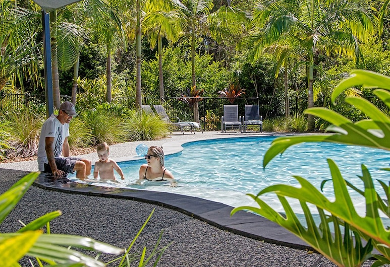 Bayshore Bungalows, Byron Bay, Outdoor Pool