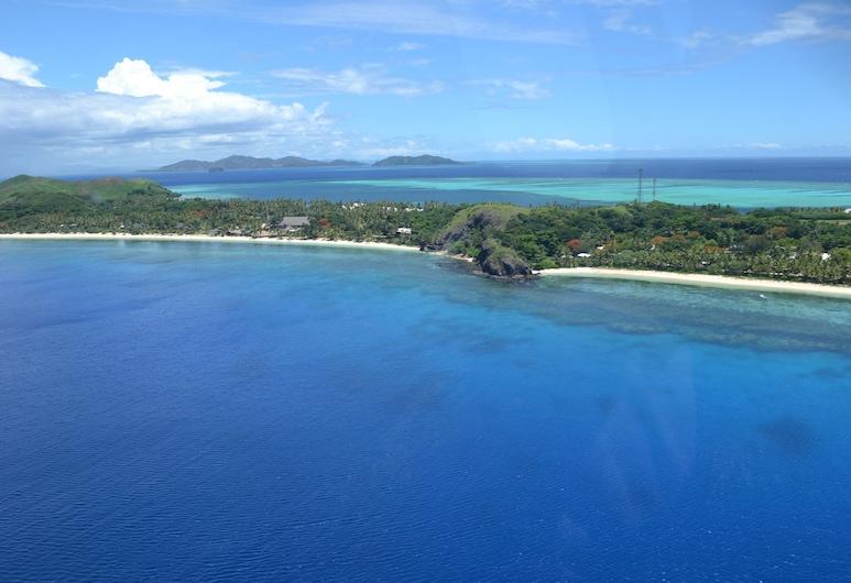 Ratu Kini Backpackers & Dive Resort, Mana, Ansicht von oben