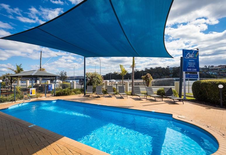 Sails Luxury Apartments Merimbula, Merimbula, Outdoor Pool