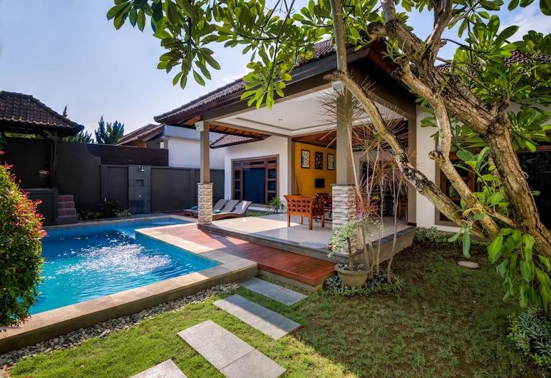 Gracia Bali Villas & Apartment, Seminyak, Fachada