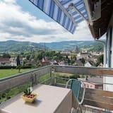 Family Apartment, Ensuite, Mountain View (2ème étage - Terrasse) - Balcony View