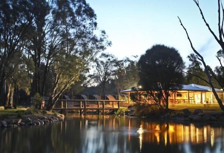 Billabong Camp at Taronga Western Plains, Dubbo