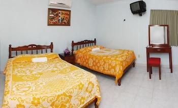 Selline näeb välja Hotel Hacienda Bacalar, Bacalar