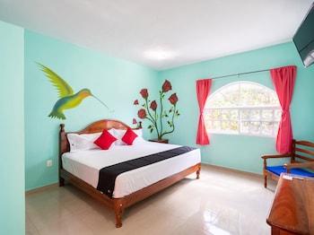 תמונה של Hotel Hacienda Bacalar בBacalar