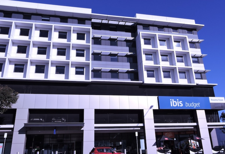 ibis budget Sydney Olympic Park, Sydney Olympic Park, Hotel Front