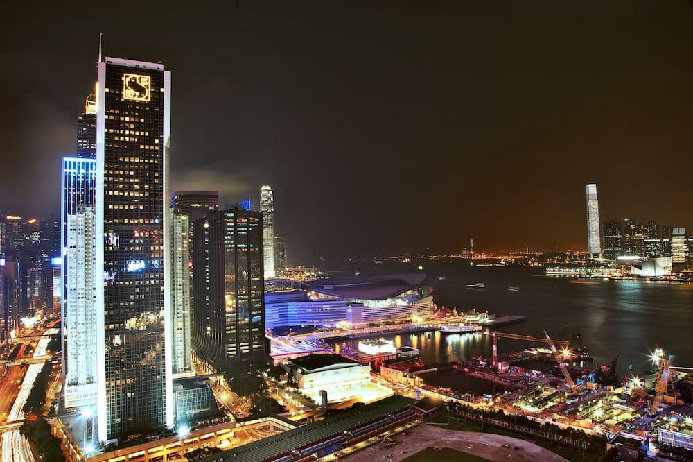 Hotel Front – Evening/Night