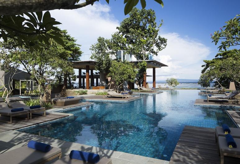 Maya Sanur Resort & Spa, Denpasar, Kolam