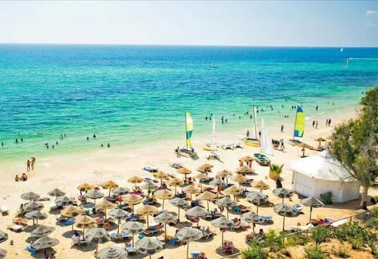 Hotel Mediterranee Thalasso-Golf, Hammamet, Plage