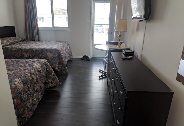 Hilltop Motel, Kingston