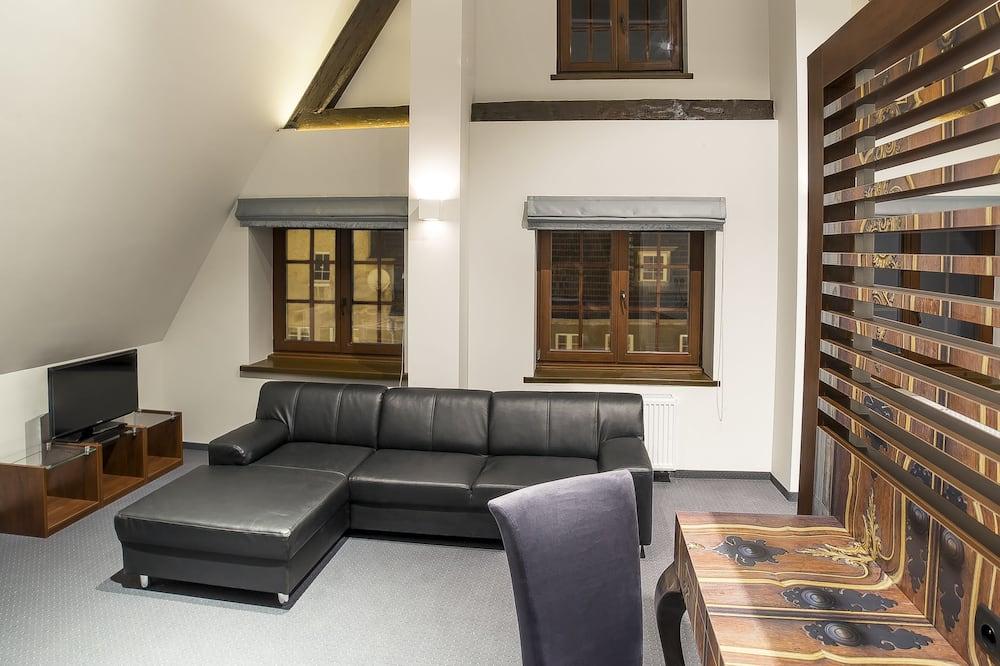 Dzīvokļnumurs (Gdansk) - Dzīvojamā zona