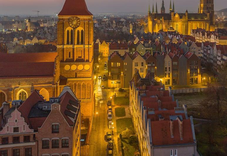 Celestin Residence, Gdansk, Exteriér