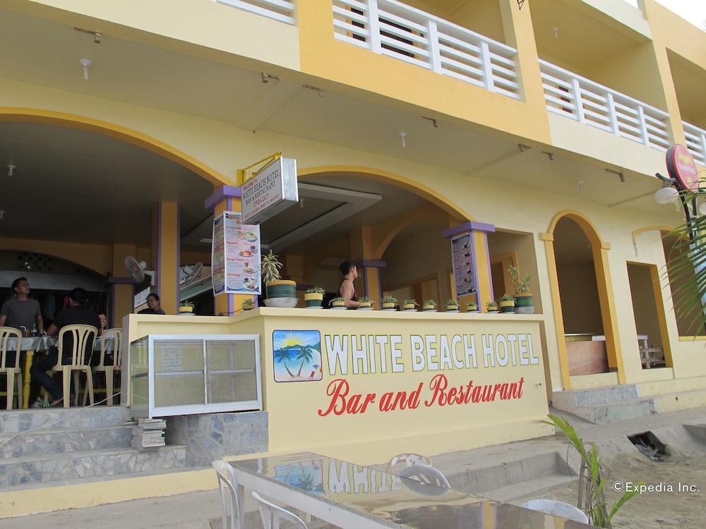 White Beach Hotel Bar And Restaurant Puerto Galera
