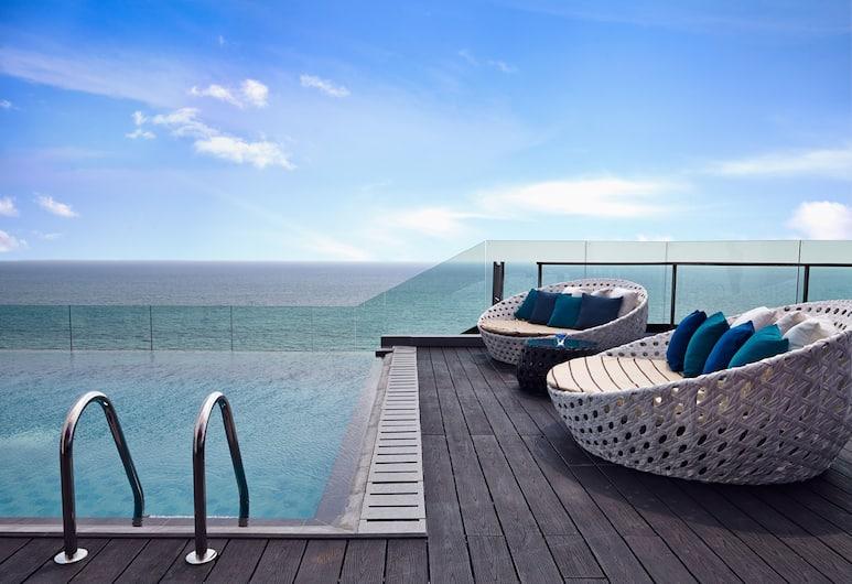 科倫坡奧茲飯店, 可倫坡, 游泳池