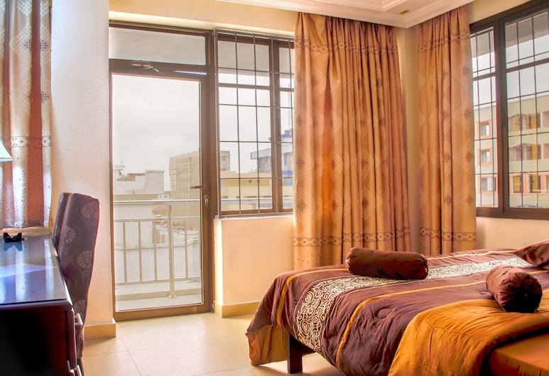 卡里阿庫司麗普飯店, 三蘭港, 標準單人房, 陽台景觀