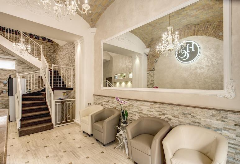 Hotel Centro Cavour, Rome, Ingang binnen
