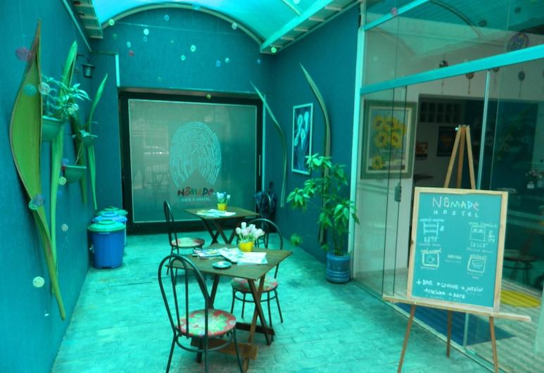 Nomade In Arte e Hostel São Paulo, San Paulas, Įėjimas į viešbutį