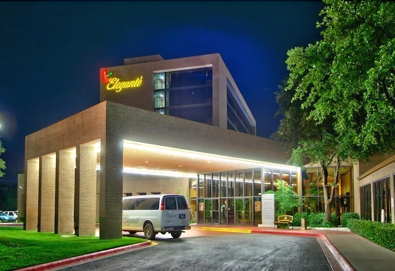 MCM Elegante Hotel and Conference Center Odessa, Odessa, Hotel Front – Evening/Night