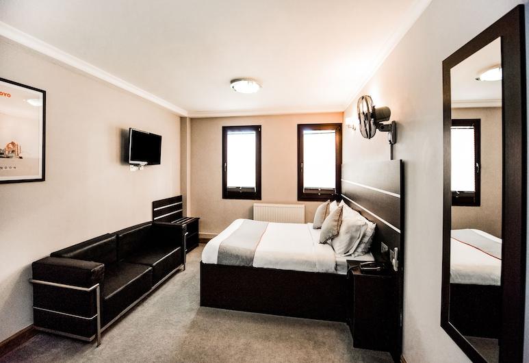 OYO Epsilon Hotel, Londýn, Štandardná dvojlôžková izba, Hosťovská izba