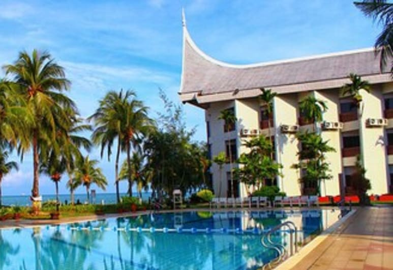 The Grand Beach Resort Port Dickson, Port Dickson, Außenpool