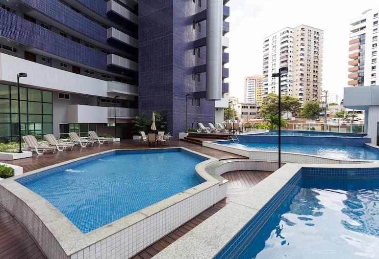 Vip Beira Mar Residence, Fortaleza, Hồ bơi ngoài trời