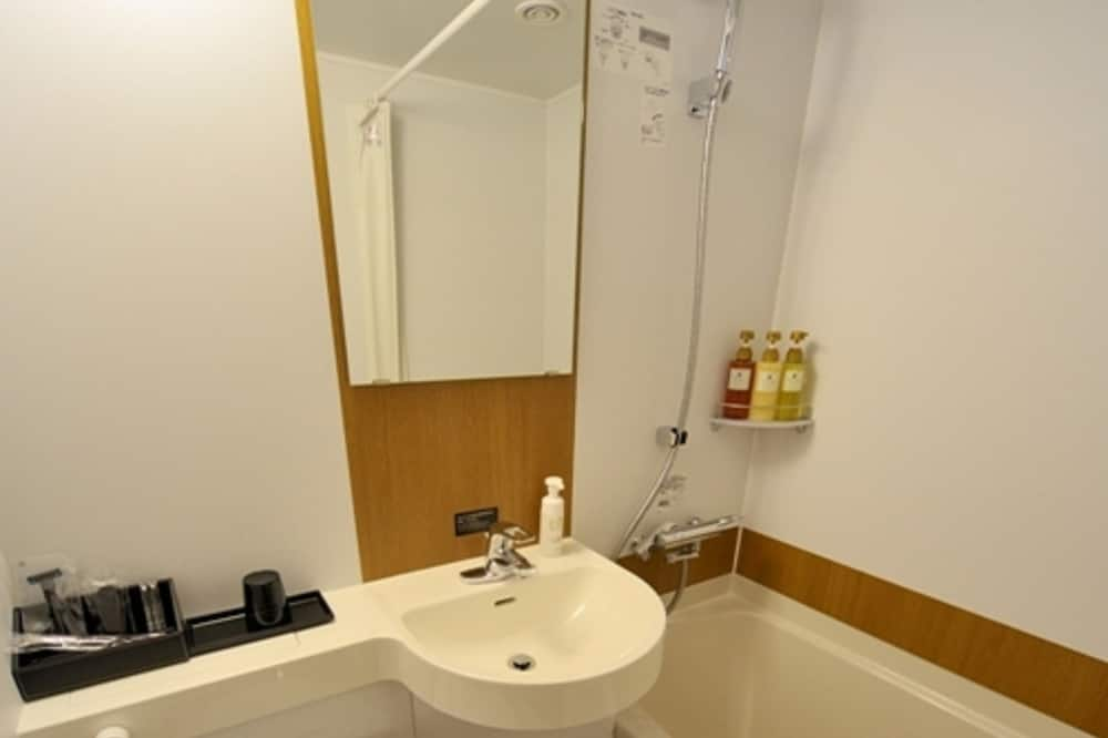 이코노미 더블룸, 슈퍼싱글침대 1개, 금연 (No cleaning service) - 욕실