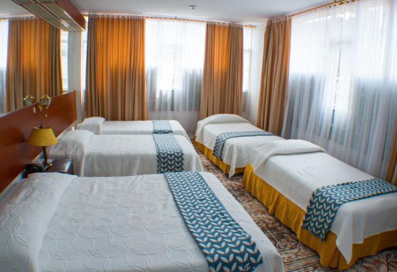 Hotel Siar, Bogotá, Štvorlôžková izba, Hosťovská izba