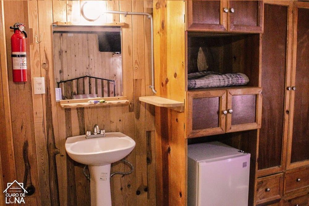 ベーシック ルーム コートヤードビュー ガーデン - バスルーム