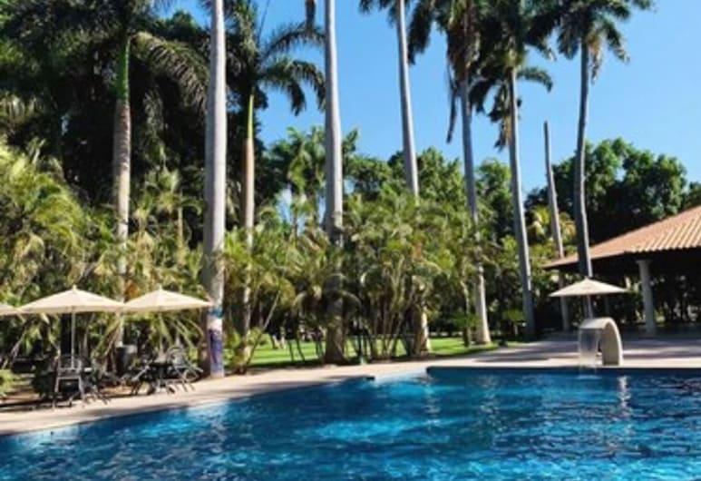 Hotel Los Tres Rios, Culiacan, Medence