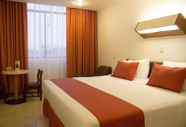 Hotel Enríquez, Coatzacoalcos, Standardzimmer, 1King-Bett, Zimmer