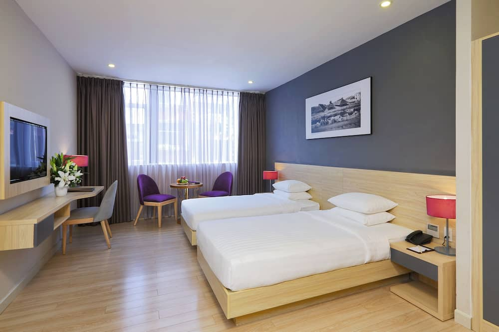 Signature Twin Room, City View - City View