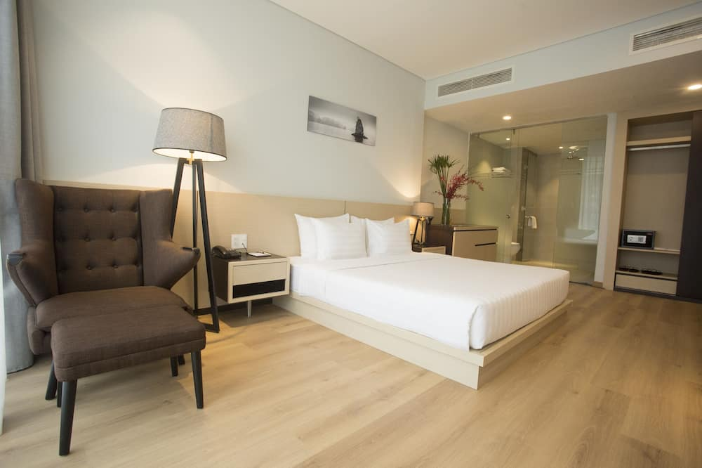 Suite, Balcony, City View - Guest Room