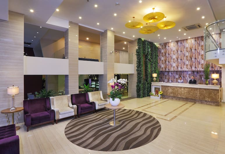 Lavender Boutique Hotel, Ho Chi Minh City, Lobby Lounge