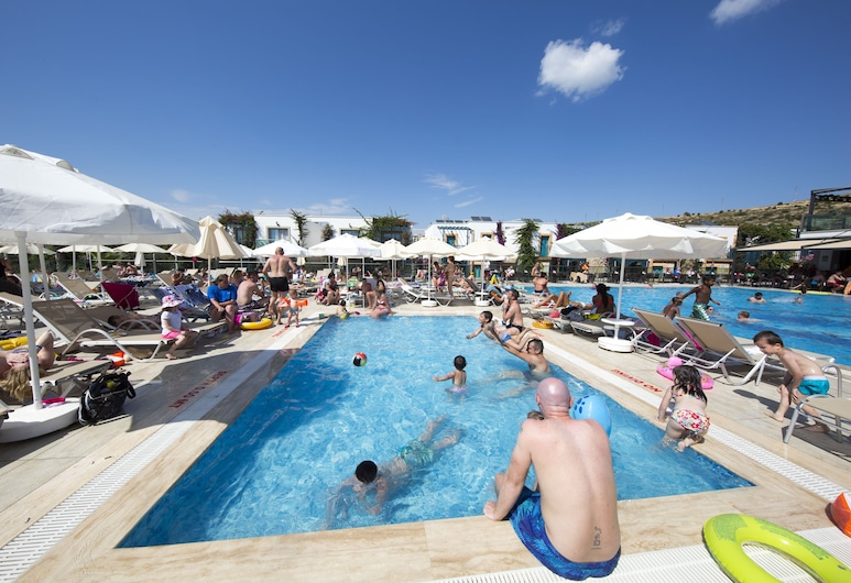Jasmin Beach Hotel - All Inclusive, Bodrum, Außenpool