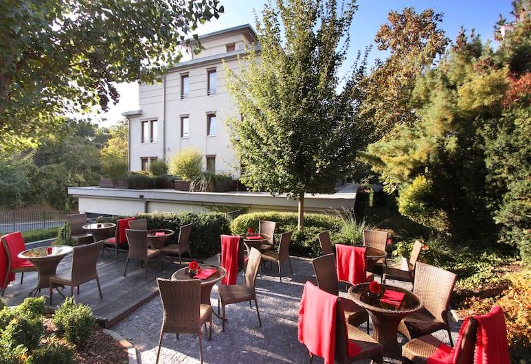 Rezidence Vysehrad, Prag, Açık Havada Yemek