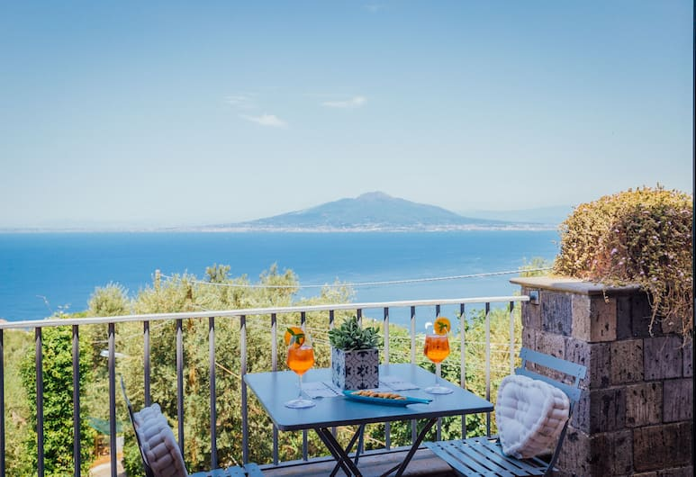 Villa Carolina Country House, Sorrento, Suite, Jetted Tub, Sea View, Beach/Ocean View