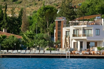 Marmaris bölgesindeki Tymnos resmi