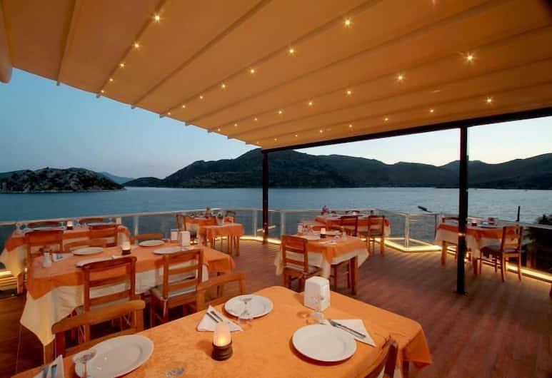 Tymnos, Marmaris, Açık Havada Yemek