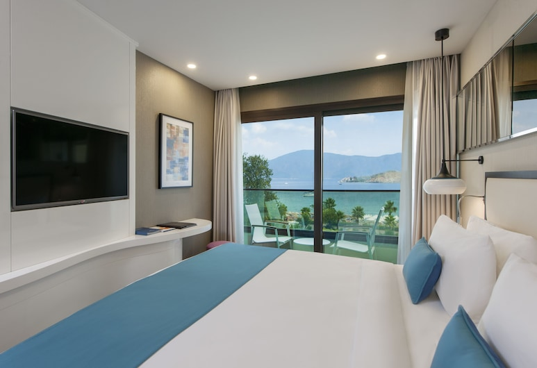 Elite World Marmaris Hotel - Adult Only - All Inclusive, Marmaris, Deluxe Double Room, City View , Guest Room