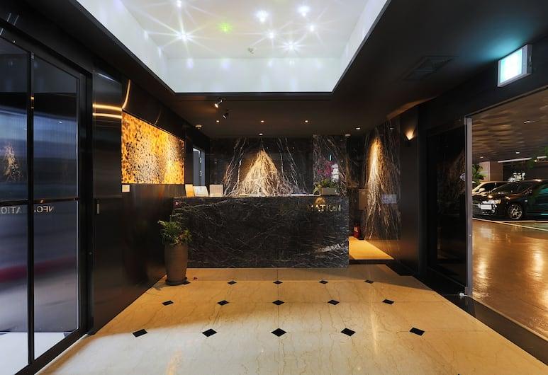 Circle Hotel Incheon, Incheon, Reception