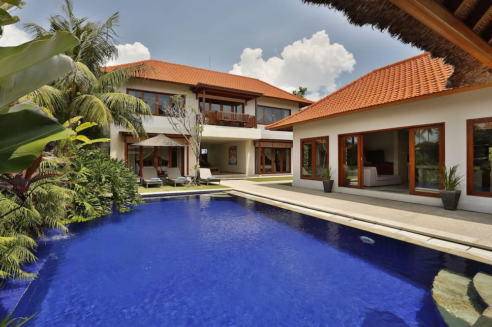 Family Villa, 4 Bedrooms, Private Pool, Pool View - Outdoor Pool