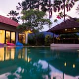Family Villa, 4 Bedrooms, Private Pool, Pool View - Room