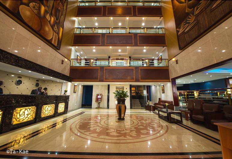 Grand Legacy Hotel, Kigali, Hall