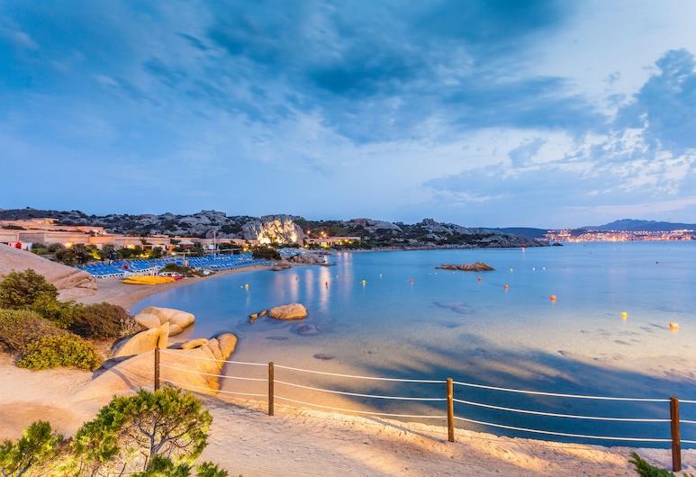 Santo Stefano Resort & Spa, La Maddalena, Beach