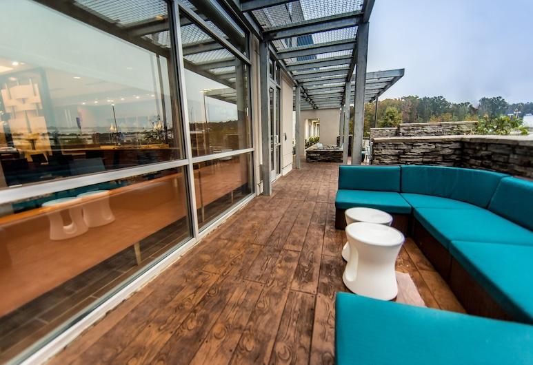 SpringHill Suites Lumberton, Lumberton, Terrasse/Patio