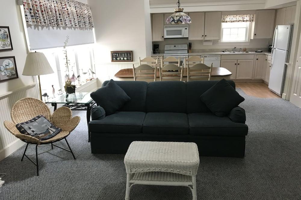 Byt, 2 spálne (Condo 1) - Obývačka